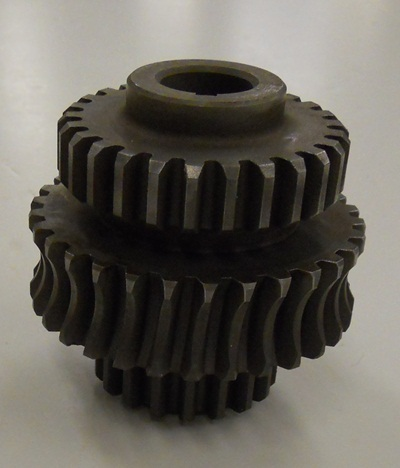 Series II Cluster Gears Assembly