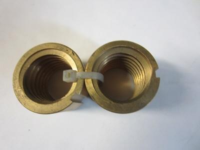 Cross Feed Nut, Metric (2 piece set)