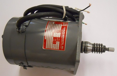 Series II Powerfeed Drive Motor Assy X-Y & Z