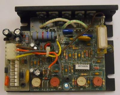 Bridgeport 8F Circuit Board - (repaired, exchange only)
