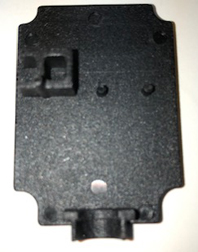 Limit Switch Cover (Plastic)