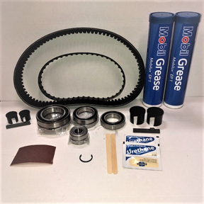 Bridgeport 1.5HP 2J Vari-Drive Rebuild Kit