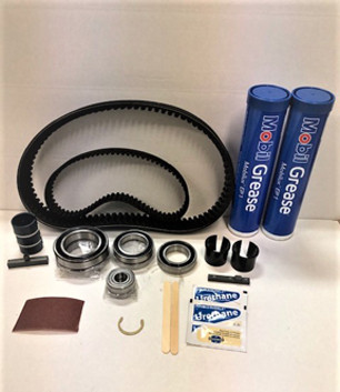 Bridgeport 2HP 2J Vari-Drive Rebuild Kit
