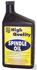 Spindle Oil, Quart