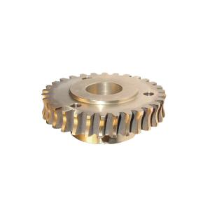Overload Clutch Worm Gear