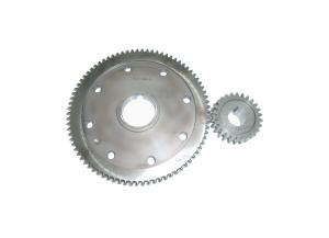 Spindle Bull Gear Assy