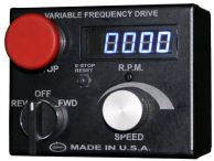 Variable Frequency Drive Package, 3HP. 460V, 3 Ph w/Motor